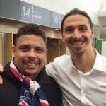 Zlatan and Ronaldo: An enduring love story