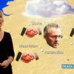 "The BBC brings transfer deadline day to new levels of absurdity with ""weather"" report and ""computer game expert"""