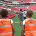 Brazilian club hire fans' mothers to help with derby security