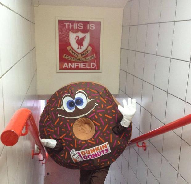 Liverpool-Dunkin