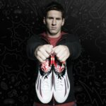 New Lionel Messi and Cristiano Ronaldo boots reinforce their images
