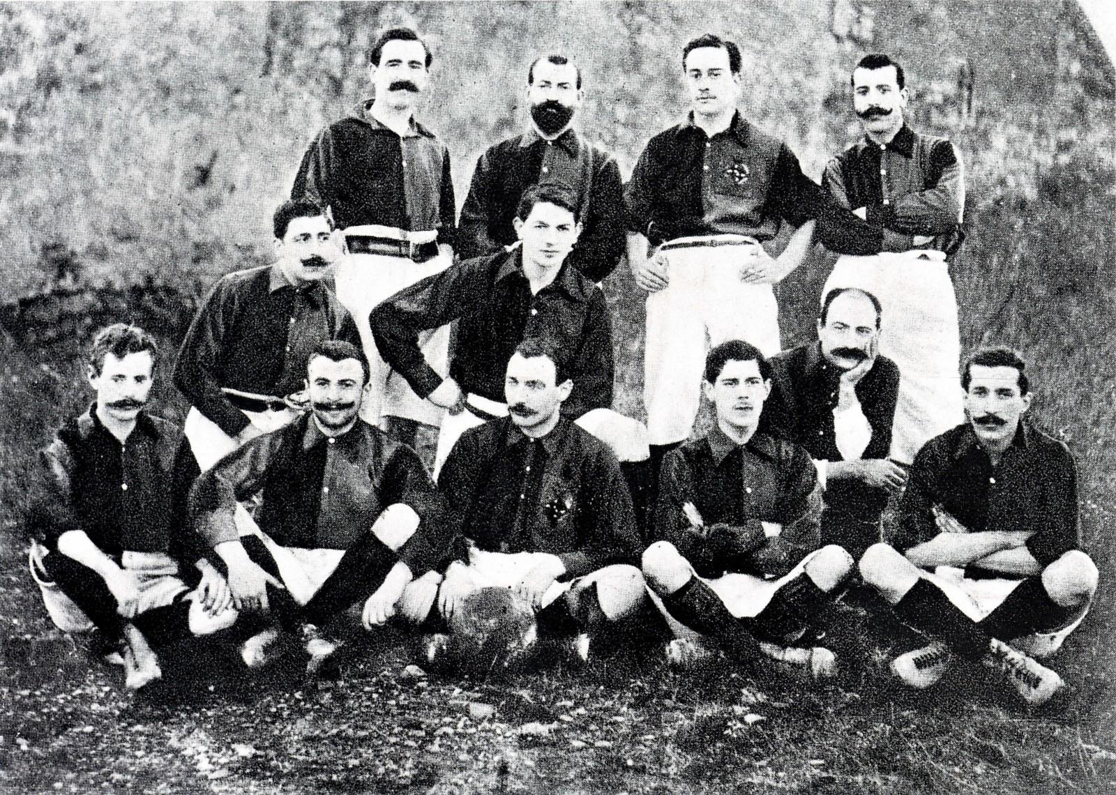 EQUIP BARÇA 1901
