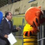 Brazilian club's mascot gets sent off for antagonizing other team's fans