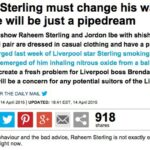 Conspiracy Theory: Liverpool are trying to damage Raheem Sterling's reputation