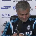 This might be Jose Mourinho's favorite press conference question ever
