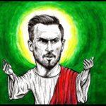 Arsenal's Welsh Jesus
