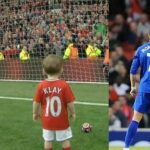 Wayne Rooney's youngest son scores at Old Trafford, copies Cristiano Ronaldo's free kick routine