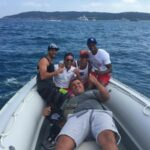 An offseason postcard from Cristiano Ronaldo
