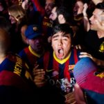 Barcelona Buoyant in New York City