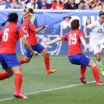 U.S. vs. South Korea In Photos
