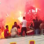 Galatasaray-Udinese friendly abandoned due to flares and smoke bombs