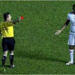 Brazilian defender sent off for wearing same shirt number as his teammate