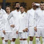 Real Madrid had a crying mascot