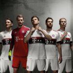 Football Shirt Friday: Bayern, Atletico, Inter, Aston Villa and Zenit being fancy