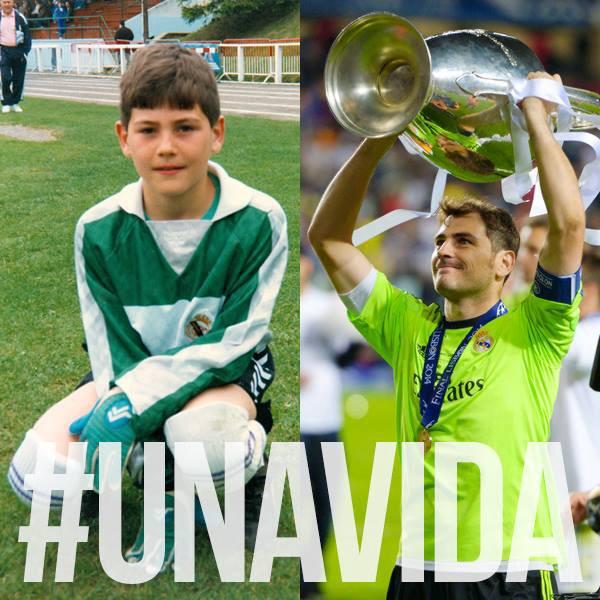 (Iker Casillas)