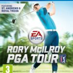 Asmir Begovic is on the cover of a golf video game