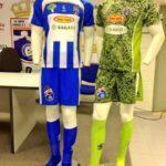 Spanish club launches ham themed away kit