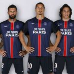 "PSG to drop sponsors for ""Je Suis Paris"" shirt message"