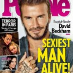 Wayne Rooney condemns selection of David Beckham as the Sexiest Man Alive