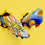 Puma's new pop art boots are ridiculous and spectacular