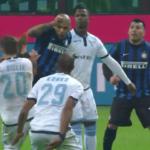 DTotD: Felipe Melo kicks Lazio player in the ear, gets sent off