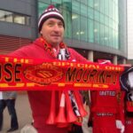 Jose Mourinho already being welcomed to Man Utd by scarf vendors outside Old Trafford