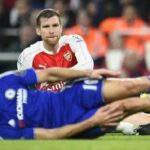 It all went a little Per-shaped for Mertesacker