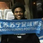 Luiz Adriano went all the way to China to not sign a contract