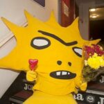 Partick Thistle's unsettling mascot is looking for a Valentine