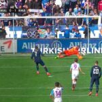 Cristiano Ronaldo says he prefers penalties to free kicks, promptly misses important penalty
