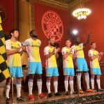 The Columbus Crew unveil MLS's ugliest kit for 2016