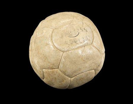 The ball Pele used to score his 1,000th career goal (expected to sell for $40,000-$60,000)