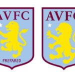 """Relegation bound Aston Villa remove the word """"Prepared"""" from their badge"""