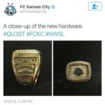 FC Kansas City fans spot typo on championship rings