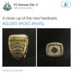 FC Kansas City fans spot typo on championship rings