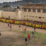 Uganda's Prison League