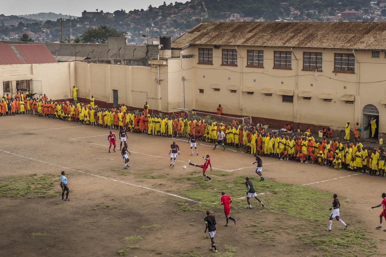 Uganda's Prison League - Howler Magazine