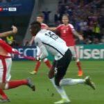 Switzerland's shirts keep ripping, Euro 2016 match ball pops