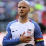Michael Bradley wears rainbow armband to show support for Orlando