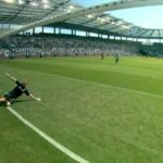 Officials miss clear own goal by Sporting KC