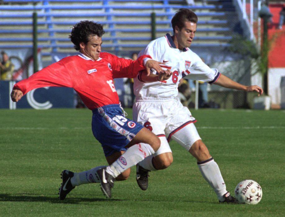 John Harkes Copa América 1995