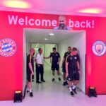 Bayern went all out to welcome Pep Guardiola back to Munich