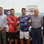 Spanish club unveils blueberry and strawberry themed kits