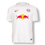 Red Bull Salzburg player wears Red Bull Leipzig shirt during Champions League qualifier