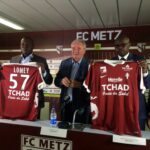 One of the poorest countries in the world becomes Ligue 1 club's shirt sponsor