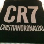 Look at this giant Cristiano Ronaldo blanket
