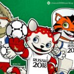 2018 World Cup mascot candidates narrowed down to Space Tiger, Pervert Cat, and Cristiano Wolf