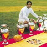 Francisco Gento: The man with the record cup collection
