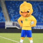 Brazil have a very angry new mascot