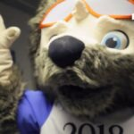 Cristiano Ronaldo wolf is the 2018 World Cup mascot